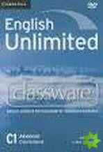 English Unlimited Advanced - Classware DVD-ROM cena od 2696 Kč