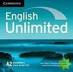 English Unlimited Elementary - Class Audio CDs (3) cena od 447 Kč