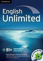 English Unlimited Intermediate - Coursebook with e-Portfolio cena od 488 Kč
