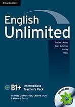 English Unlimited Intermediate - Teacher's Pack (TB + DVD-ROM) cena od 684 Kč