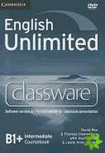 English Unlimited Intermediate - Classware DVD-ROM cena od 2 696 Kč