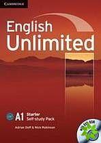 English Unlimited Starter - Self-study Pack (WB + DVD-ROM) cena od 286 Kč