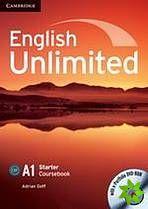 English Unlimited Starter - Coursebook with e-Portfolio cena od 470 Kč