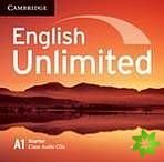 English Unlimited Starter - Class Audio CDs (2) cena od 596 Kč