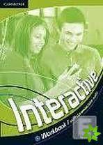 Interactive 1 - Workbook cena od 214 Kč