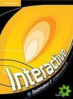 Interactive 2 - Testmaker CD-ROM and Audio CD cena od 628 Kč