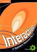 Interactive 3 - Teacher's Resource Pack cena od 608 Kč