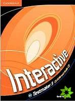 XXL obrazek Interactive 3 - Testmaker CD-ROM and Audio CD