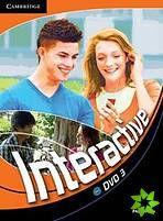 Interactive 3 - DVD cena od 1048 Kč