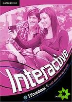 Interactive 4 - Workbook cena od 214 Kč