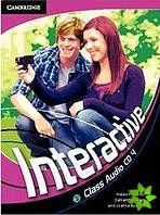 Interactive 4 - Class CDs (3) cena od 568 Kč