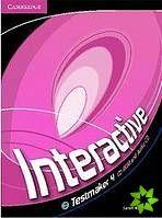 Interactive 4 - Testmaker CD-ROM and Audio CD cena od 628 Kč