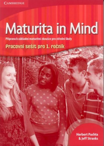 Maturita in Mind - Pracovní sešit 1 cena od 214 Kč