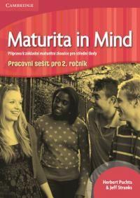 Maturita in Mind - Pracovní sešit 2 cena od 214 Kč