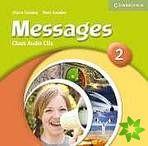 Messages Level 2 - Class Audio CDs (2) cena od 484 Kč