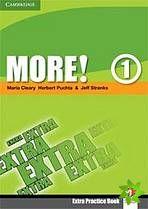 More! Level 1 - Extra Practice Book cena od 144 Kč