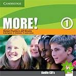 More! Level 1 - Class Audio CDs (2) cena od 436 Kč