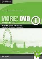 More! Level 1 - DVD (PAL/NTSC) cena od 944 Kč
