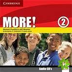 More! Level 2 - Class Audio CDs (2) cena od 436 Kč