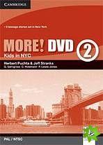 More! Level 2 - DVD (PAL/NTSC) cena od 913 Kč