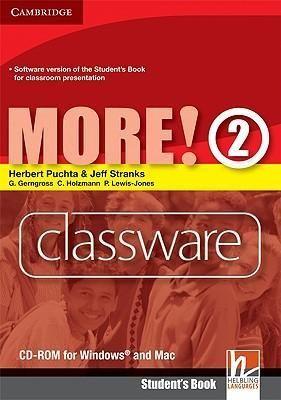 More! Level 2 - Classware CD-ROM cena od 1469 Kč