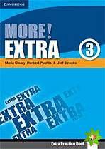 More! Level 3 - Extra Practice Book cena od 159 Kč