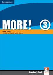 More! Level 3 - Teacher's Book cena od 548 Kč