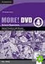 More! Level 4 - DVD cena od 913 Kč