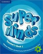 Super Minds 1 - Teacher's Book cena od 584 Kč