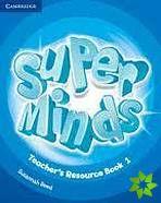 Super Minds 1 - Teacher's Resource Book cena od 584 Kč