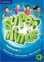 Super Minds 1 - Flashcards cena od 438 Kč