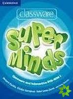 Super Minds 1 - Classware DVD-ROM cena od 1714 Kč
