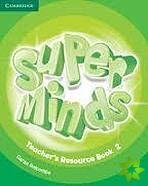 Super Minds 2 - Teacher's Resource Book cena od 584 Kč