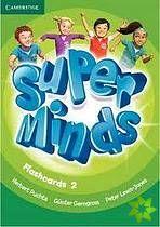 Super Minds 2 - Flashcards cena od 584 Kč