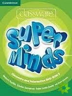 Super Minds 2 - Classware DVD-ROM cena od 1714 Kč