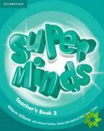 Super Minds 3 - Teacher's Book cena od 584 Kč