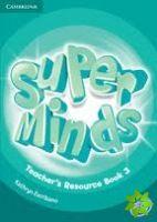 Super Minds 3 - Teacher's Resource Book cena od 584 Kč
