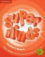 Super Minds 4 - Teacher's Book cena od 584 Kč