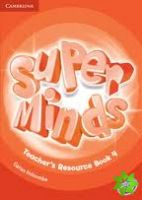 Super Minds 4 - Teacher's Resource Book cena od 438 Kč
