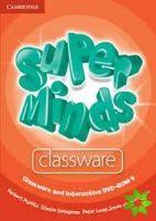 Super Minds 4 - Classware DVD-ROM cena od 1672 Kč