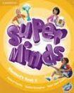 Super Minds 5 - Student's Book with DVD-ROM cena od 308 Kč