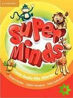 Super Minds Starter - Class CDs (3) cena od 596 Kč