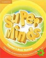 XXL obrazek Super Minds Starter - Teacher's Book