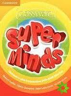 Super Minds Starter - Classware DVD-ROM cena od 2090 Kč