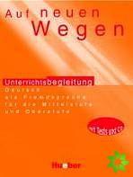 Auf neuen Wegen - Unterrichtsbegleitung mit integrierter Audio-CD cena od 444 Kč