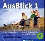 AusBlick 1 - 2 Audio-CDs cena od 476 Kč