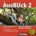 AusBlick 2 - 2 Audio-CDs cena od 476 Kč