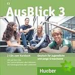 AusBlick 3 - 2 Audio-CDs Kursbuch cena od 476 Kč