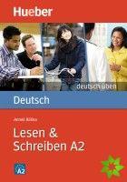 Deutsch üben - Lesen + Schreiben A2 cena od 207 Kč