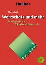 Deutsch üben - Wortschatz und mehr cena od 388 Kč